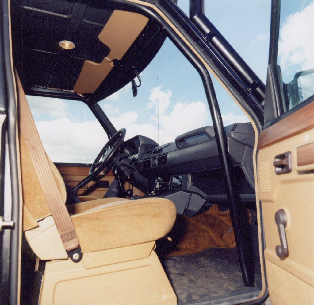 C838 Wwk Camel Trophy Range Rover Land Rover Centre