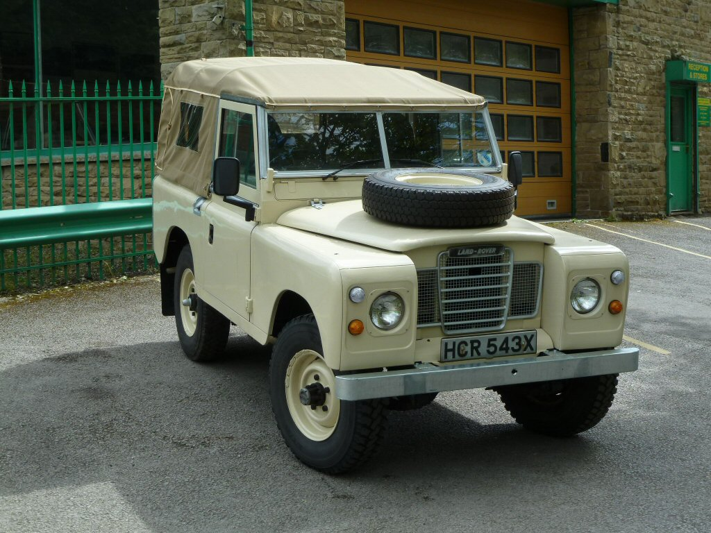 1982 series iii soft top - land rover centre