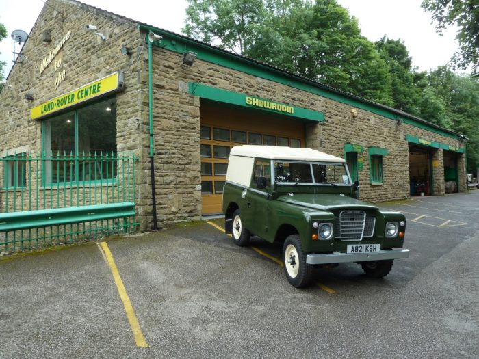 A821 KSH - 1982 Series 3 - 45,500 miles - Galvanised Chassis