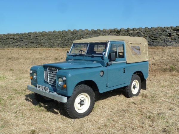 1983 Series 3 Diesel - Fully rebuilt