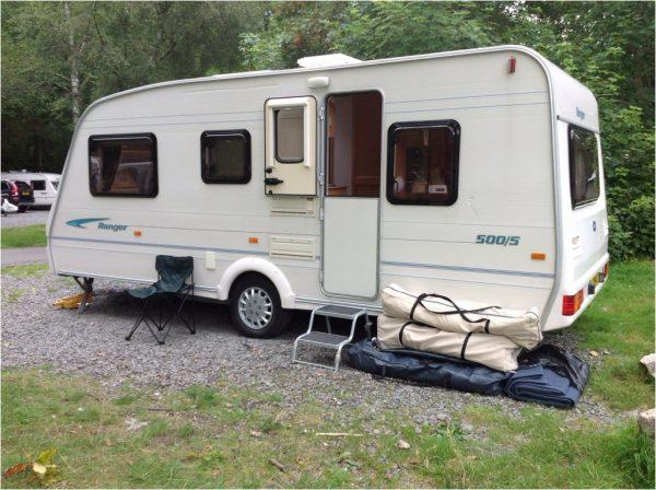 Bailey Ranger 500/5 Touring Caravan