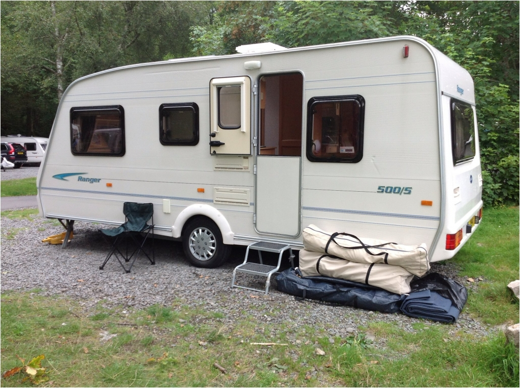 Touring Caravan Hire Derbyshire