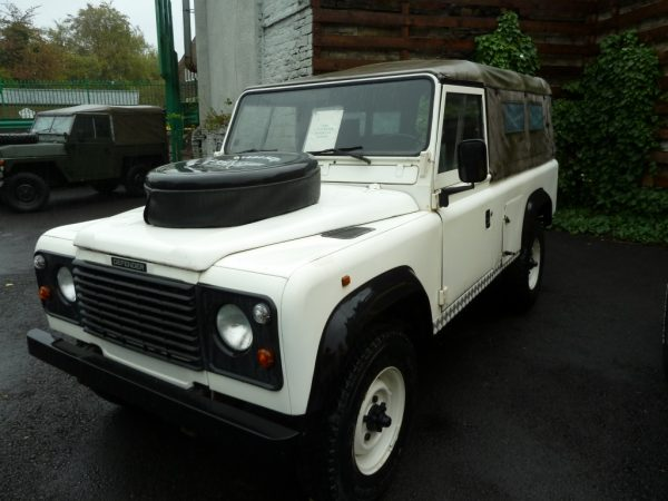G433 WKK - 1990 LHD 110 V8 - X MOD