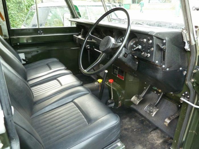 SLA 215L - 1973 Series 3 - Soft Top & LPG
