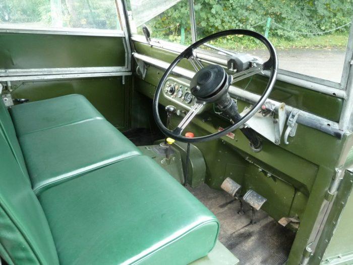 "ETK 952 - 1952 Land Rover Series I - 80"""