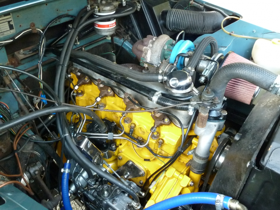 1980 Series Iii Turbo Diesel Arrives From Quot North Of The