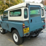 BEC 882W - 1980 Land Rover Series 3 - Turbo Diesel !