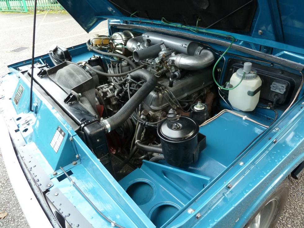 Bmr 745l 1972 Range Rover Classic 2 Door Land Rover