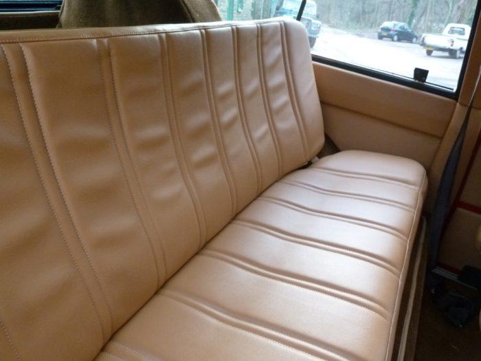 1972 Suffix A - 2 Door Range Rover - Masai Red
