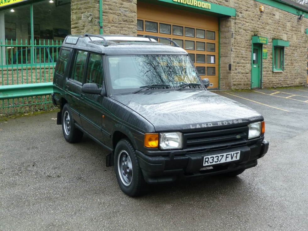 R337 FVT - 1997 Land Rover Discovery - 1 Owner since 1998 ! - Land