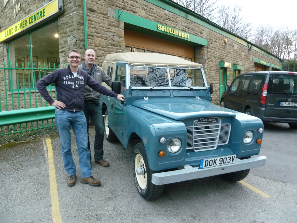1980 land rover collected by torge from berlin updated. Black Bedroom Furniture Sets. Home Design Ideas