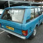 1972 Range Rover Classic - Sets Sail for Sydney