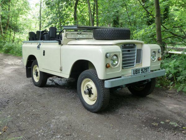 1978 Series III Land Rover - 40,800 Miles