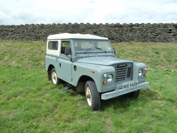 1982 Land Rover Series 3