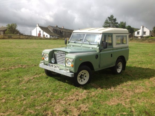 1983 Land Rover Series 3 - 40,000 Miles !