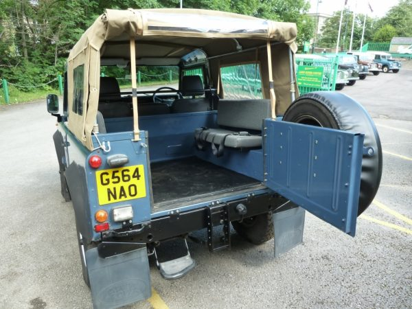 1989 Land Rover 90 Soft Top