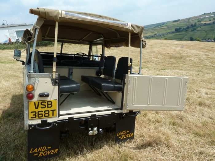 1979 Land Rover Series 3 Soft Top
