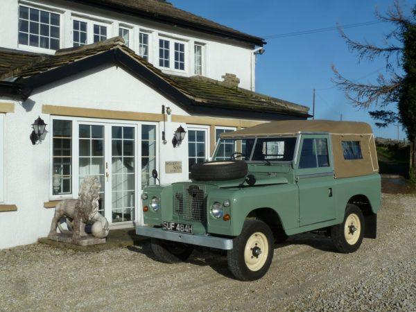 1970 Series 2A Land Rover