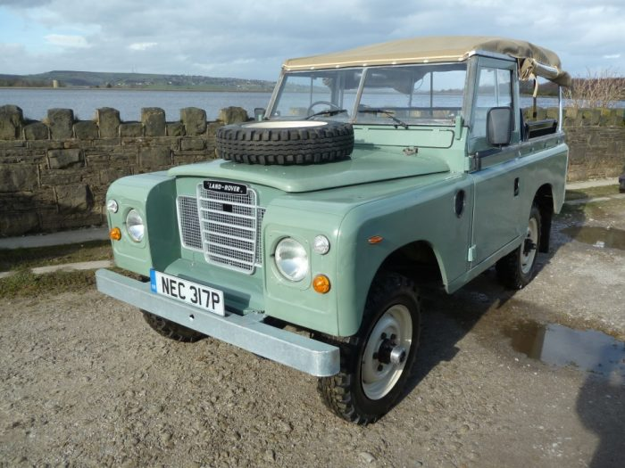 1976 Land Rover Series 3