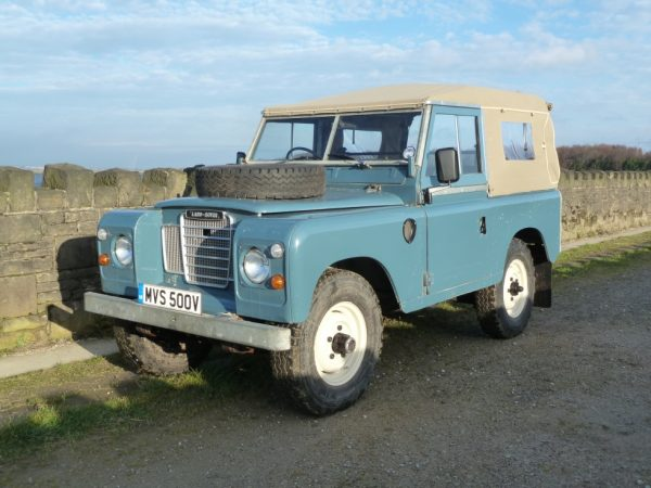 MVS 500V - 1980 Series 3 soft top