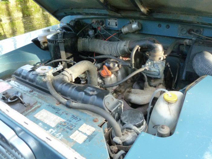 MVS 500V - 1980 Series 3 soft top