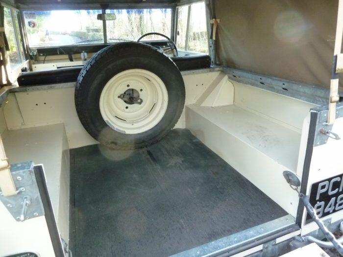 1962 Series 2A - Galvanised Chassis Rebuild