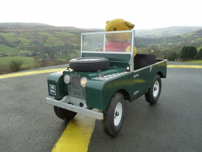 24v Scale Model Series 1 Land Rover
