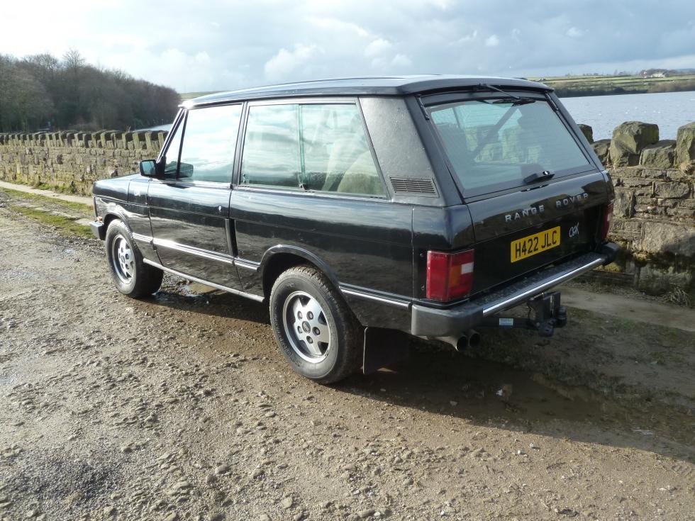 Range Rover CSK - No 2