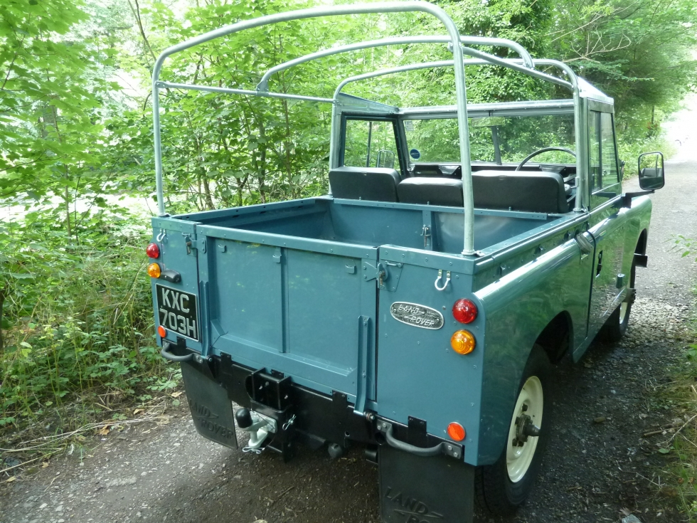 1970 Series IIA Soft Toph