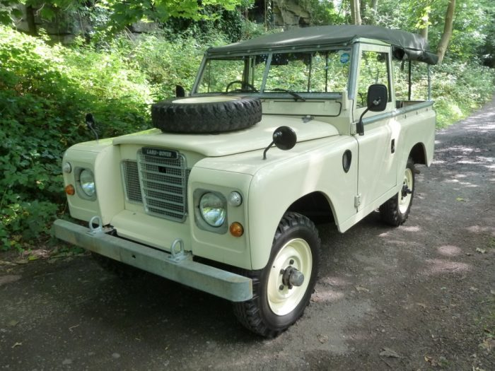 1982 Series 3 - 36,000 Miles From New !