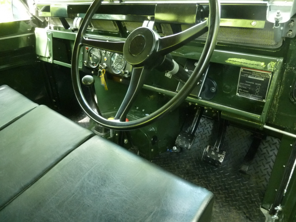 1970 Land Rover Series IIA - Fully Rebuilt
