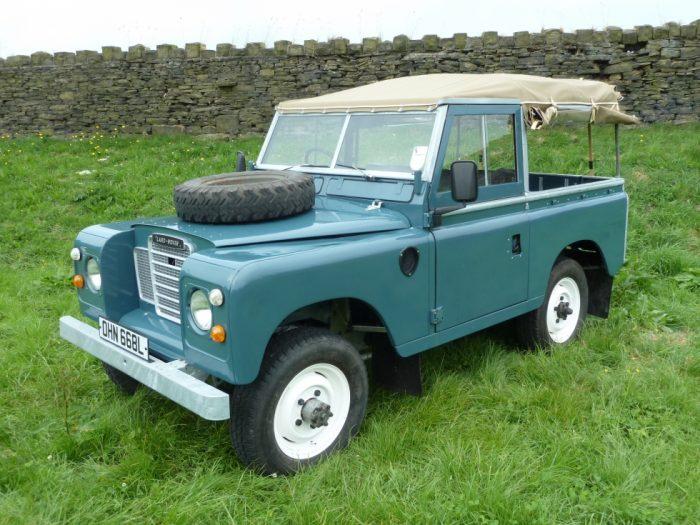 OHN 668L - 1972 Series 3 - Tax Exempt - Diesel