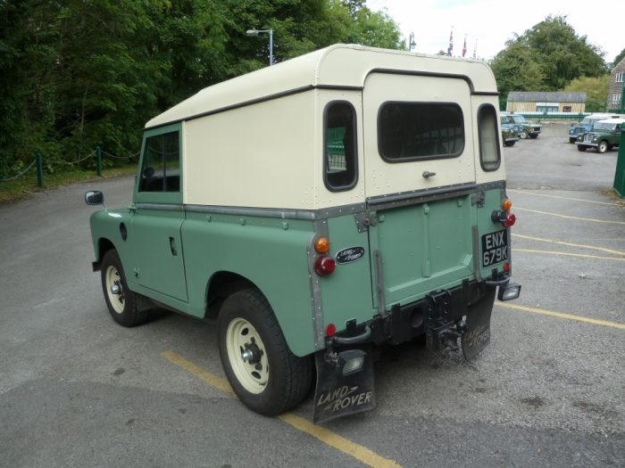 1971 - Tax Exempt Series 3 Diesel