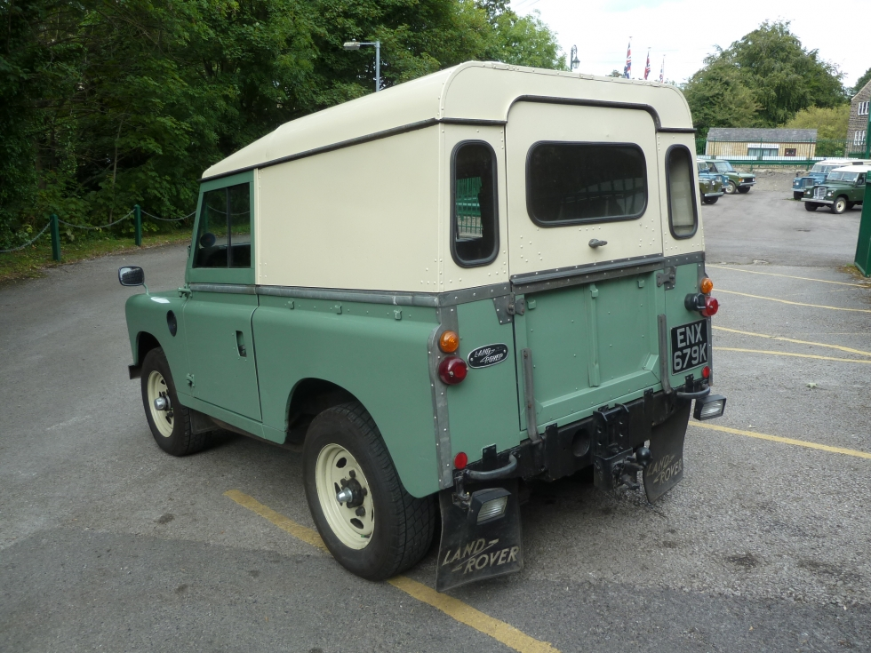 1971 - Tax Exempt Series 3 Diesel