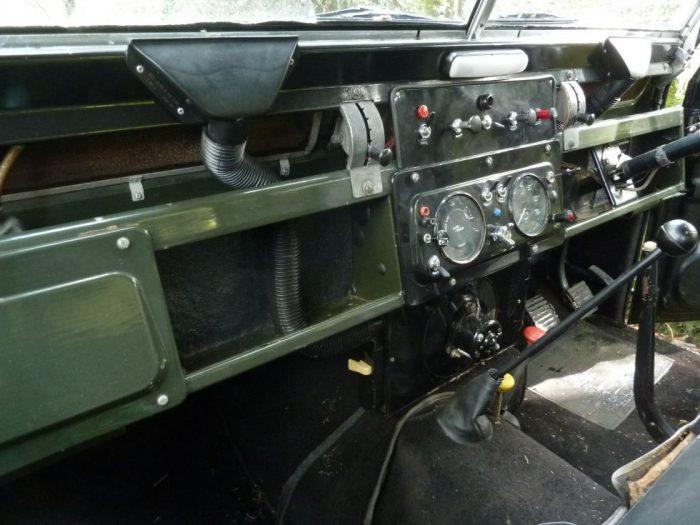1968 Land Rover Series IIA - Turbo Diesel