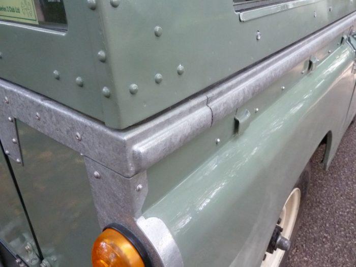 1971 Land Rover Series IIA Station Wagon - Fully Rebuilt
