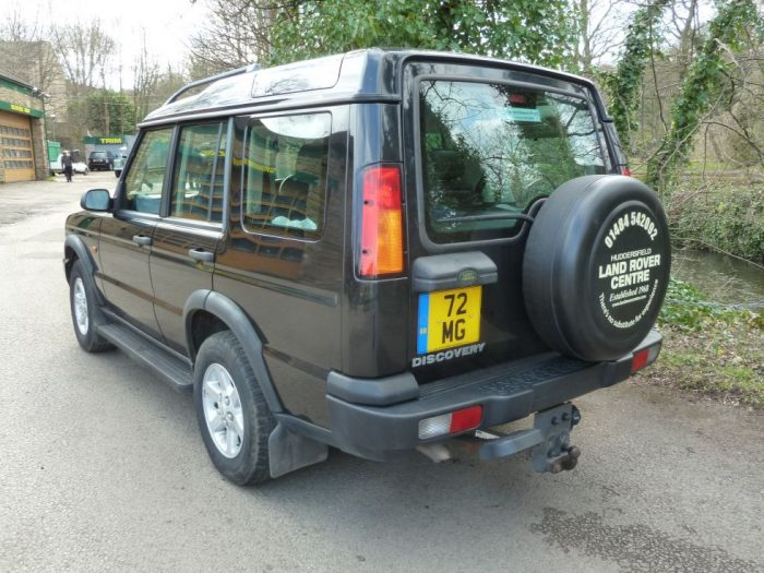 2003 Land Rover Discovery GS Auto - 7 Seater