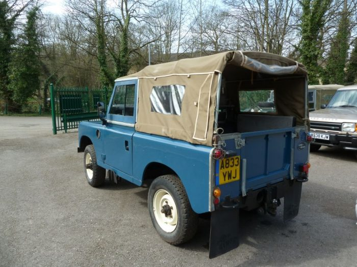 Low Mileage 1984 Series 3
