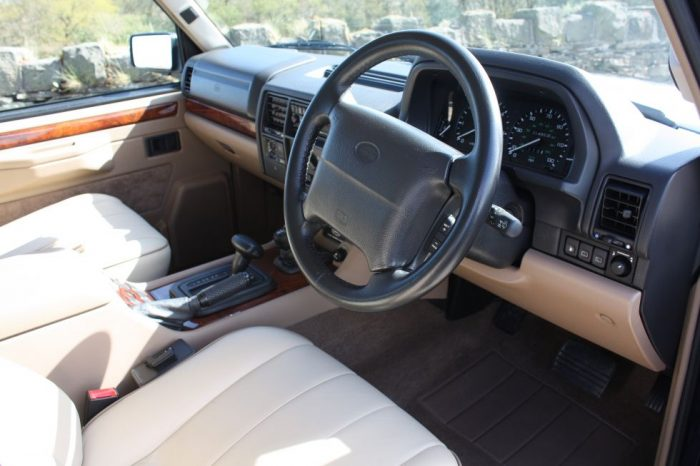 Range Rover Classic - 25th Anniversary