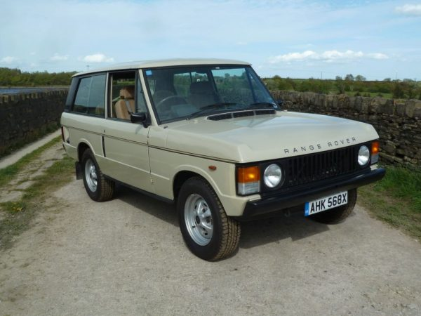 1981 Range Rover Classic - 2 Door