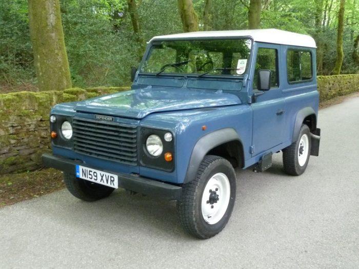 Land Rover Defender 90 - 300 TDi