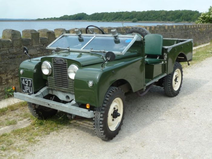 1957 Land Rover Series 1