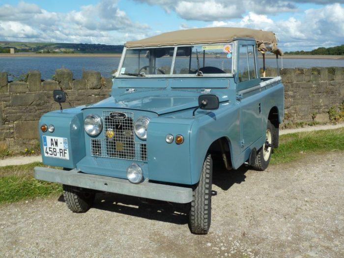 1962 Land Rover Series IIA Diesel