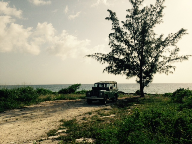 Land Rover Series 3 - Cayman Islands
