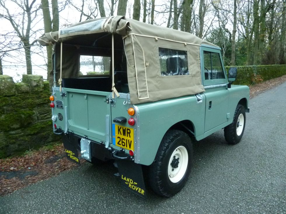 1979 Land Rover Series 3