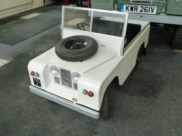 Toylander - Land Rover
