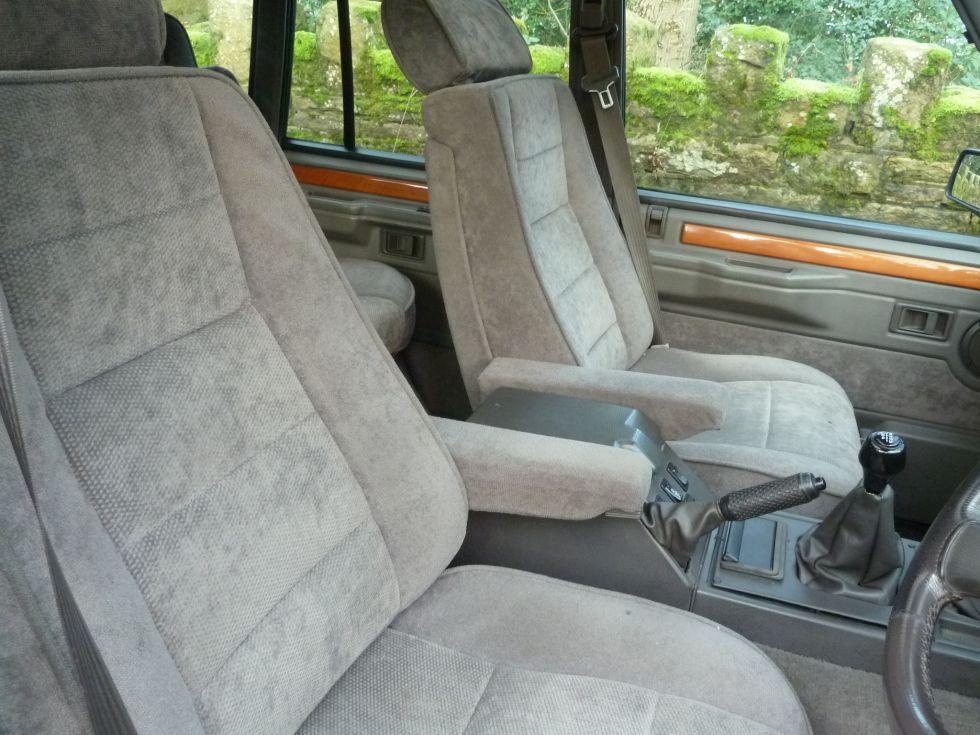 1991 Range Rover Vogue 2.5 Diesel