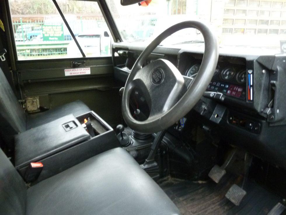 1994 X MOD Land Rover 90
