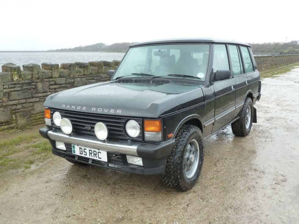 Range Rover Classic - Overfinch