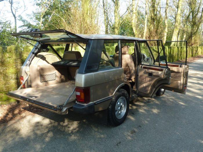 1994 Range Rover Classic